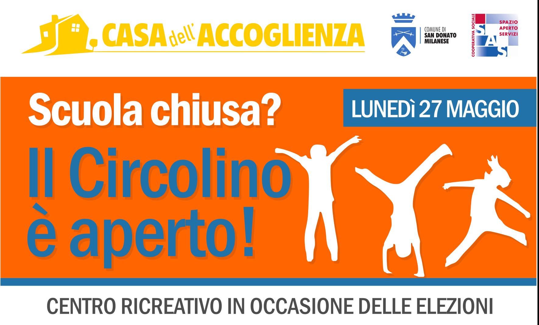 centro ricreativo elezioni - San Donato img fb